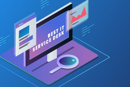 best it service desk