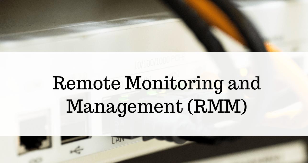 RMM Service